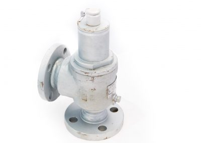 Relief Valves and Pressure Gauges