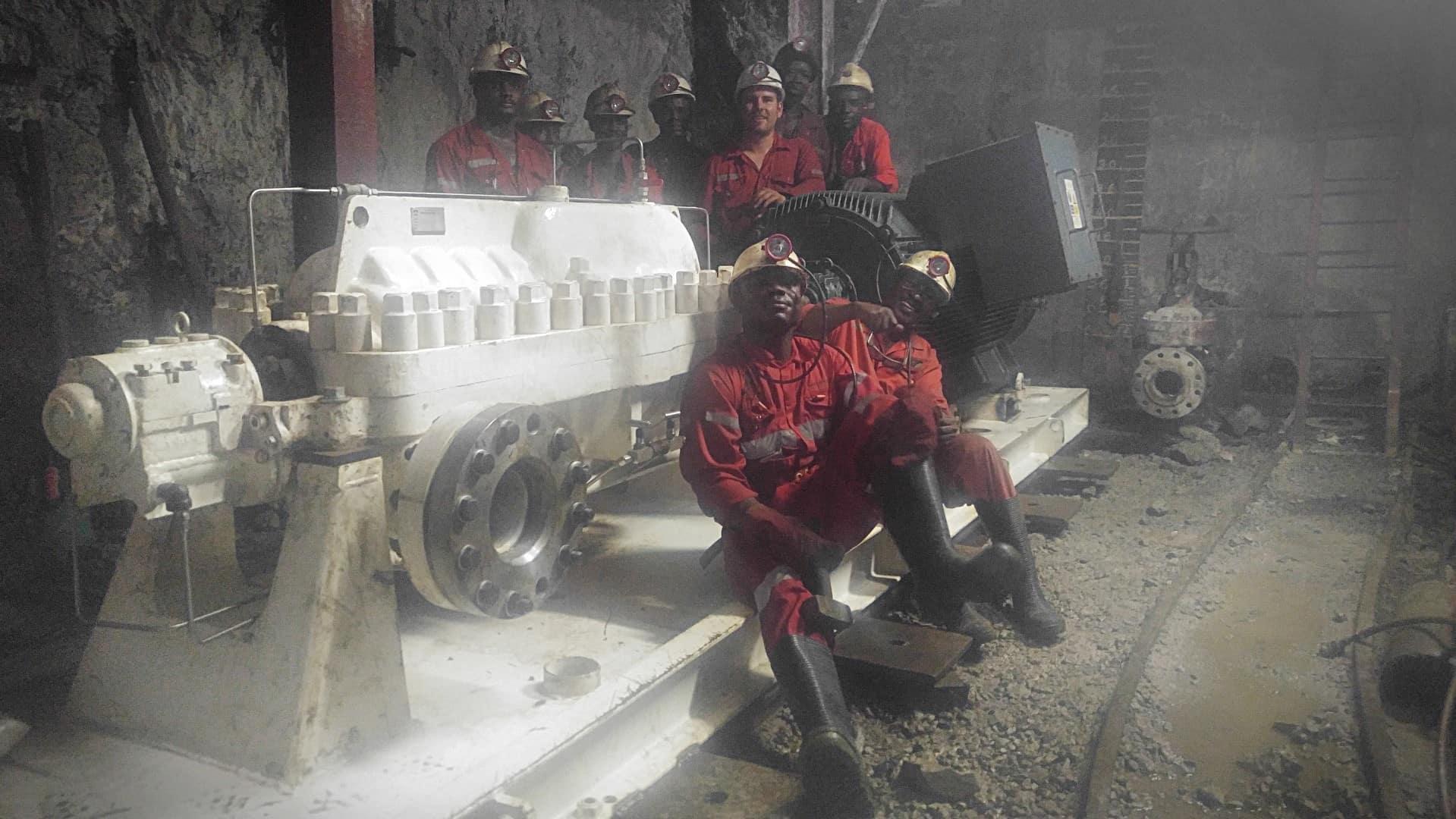 Emergency Water Removal Pump Package