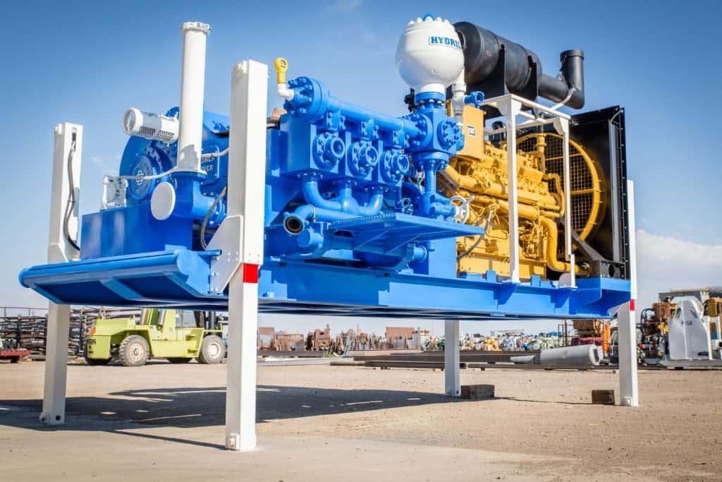 Gardner Denver PZ9 Pump Package