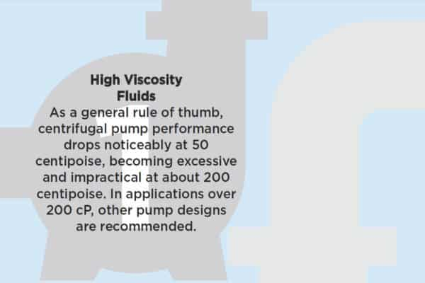 7 reasons not to use an ANSI pump