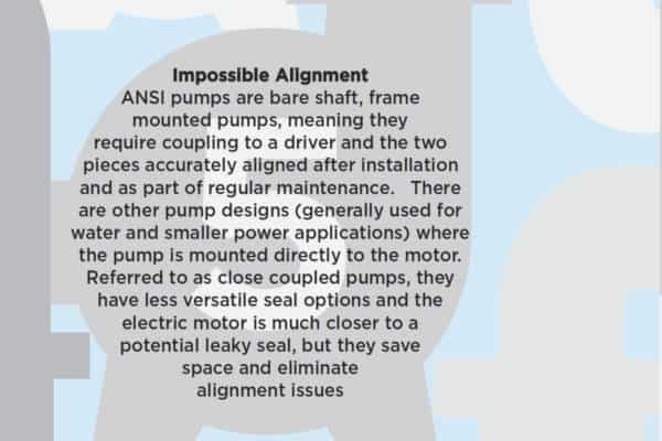 7 reasons not to use an ANSI pump- 5