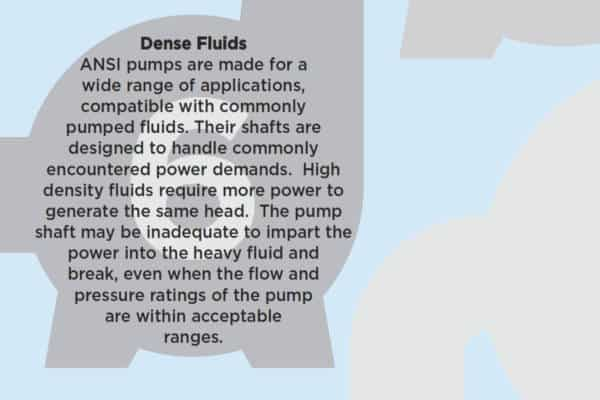7 reasons not to use an ANSI pump- 6
