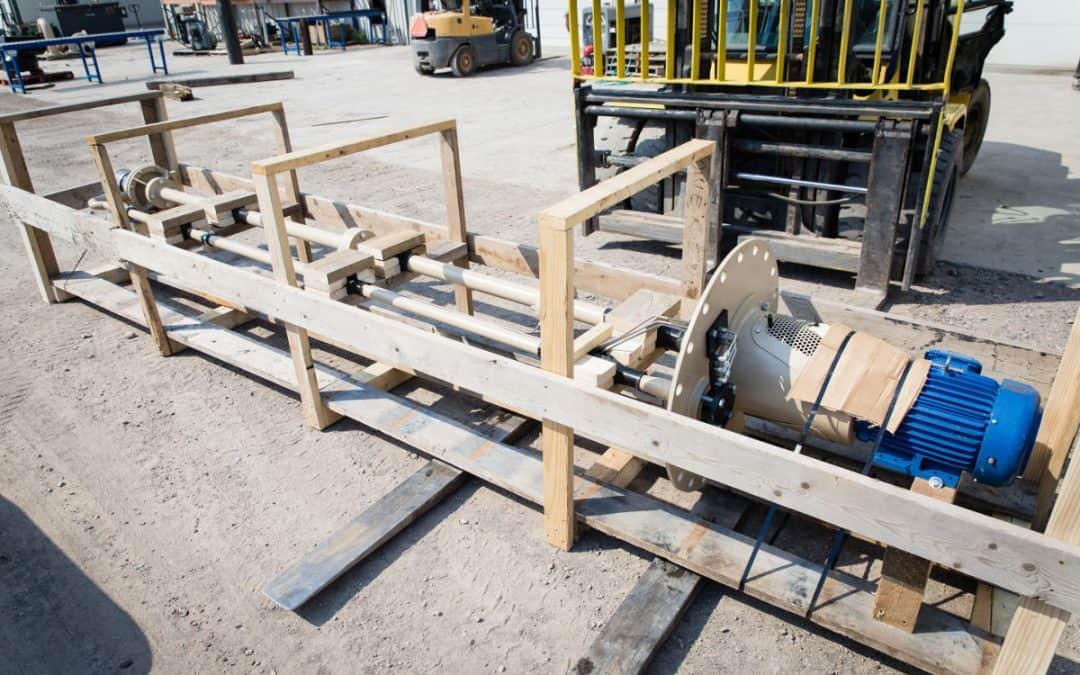 ANSI Pump Sump System