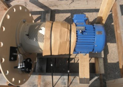 ANSI sump pump system