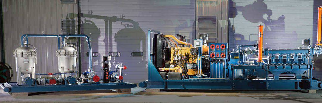 Engineering Calculations for Designing and Building Industrial Fluid Handling Pump Systems