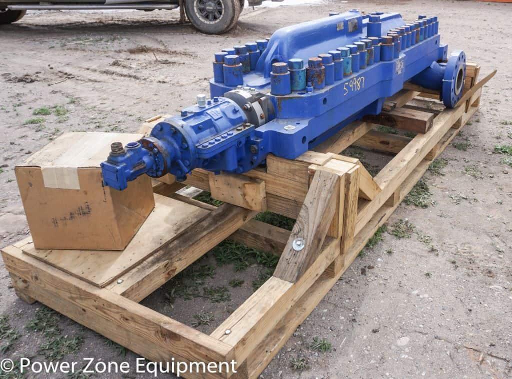 Ingersoll Rand Centrifugal Pump