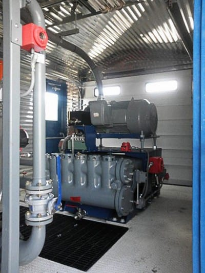 Enclosed Pump Unit