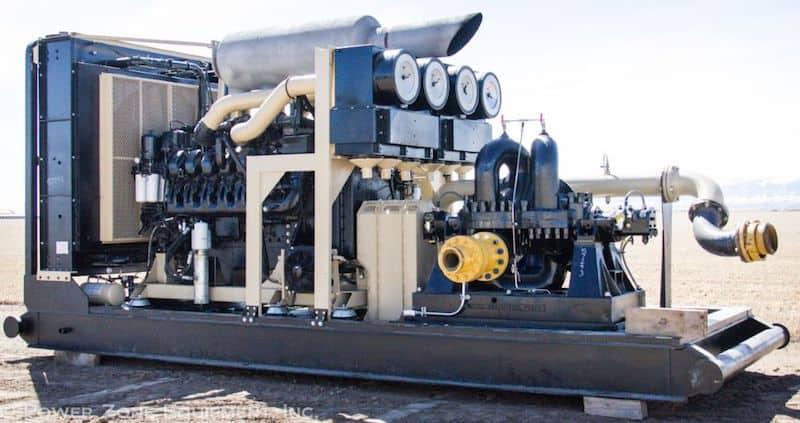 Horizontal Multi Stage Centrifugal Pump