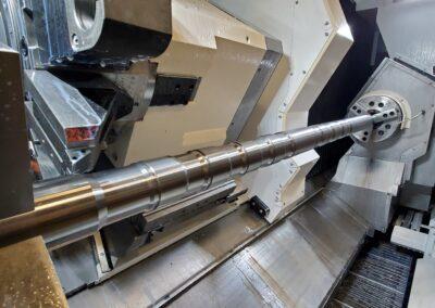 CNC Machined Shafting